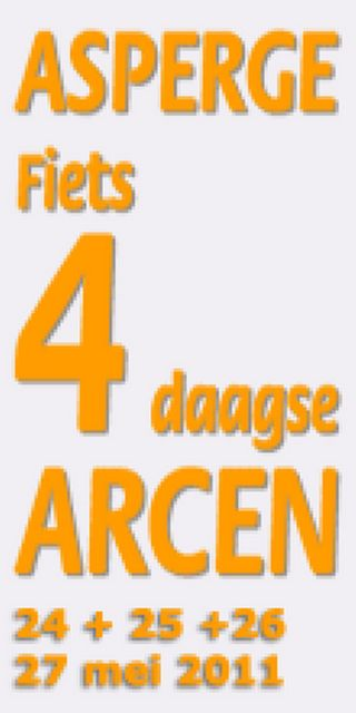 Asperge Fiets Vierdaagse