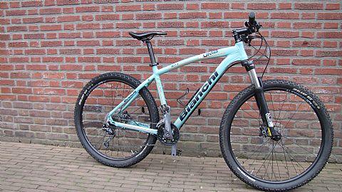 ATB / Mountainbike inclusief helm